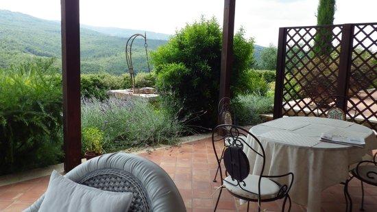 Casa Vacanze Scopeto: Veranda app. 1