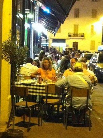 Da Mimmo : Enfin un établissement ou,l,on peux manger avec délices et envie tous les plats proposés.... et