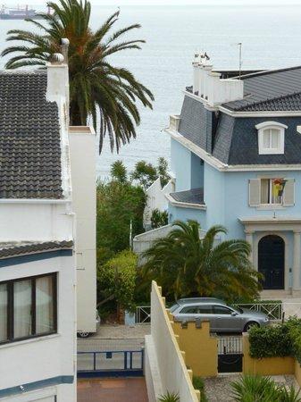Hotel Sao Mamede: Вид из номера