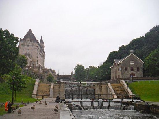 Rideau Canal: A vista