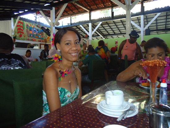 Beira Mar Praia Hotel : Café da manhã