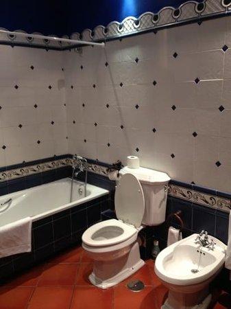 Hotel Casa Palacio: bathroom