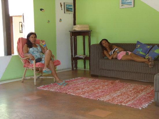 Beira Mar Praia Hotel : Cobertura para relaxa