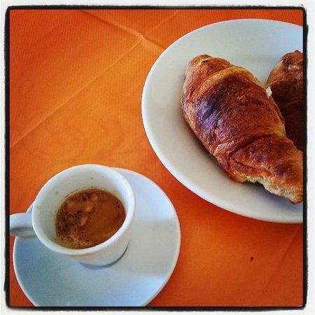 La colazione del b&b Sotto le Stelle