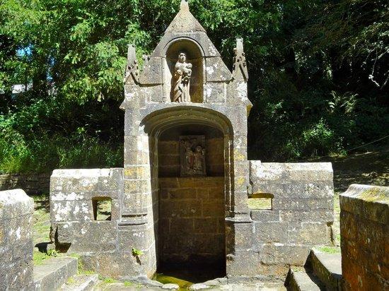 Abbey de Daoulas