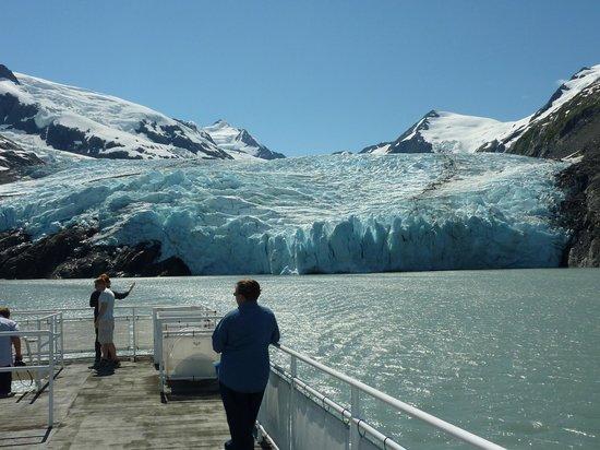 Childs Glacier Tours