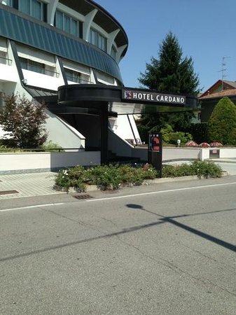 Cardano Hotel Malpensa: ingresso
