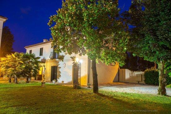 Hotel Villa Foscarini: Outbuilding