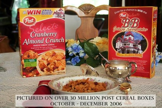 Bellaire, MI: Post Cereal Promotion