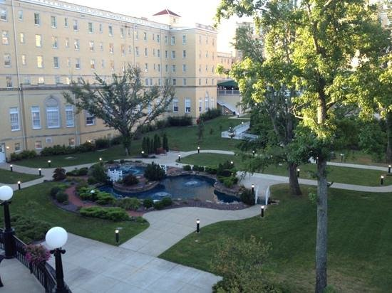 French Lick Springs Hotel: Add a caption