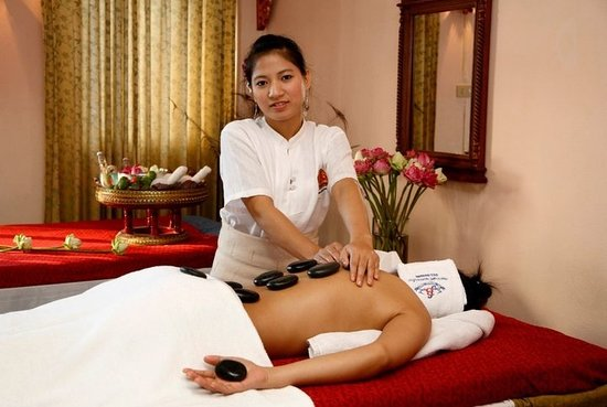The Best Thai Massage