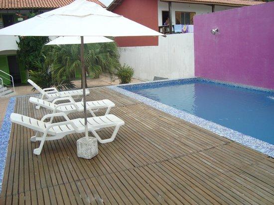 Pousada Vila Alba : piscina da pousada