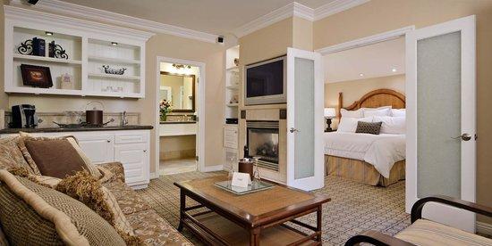 Hotel Vista Del Mar: Avalon Courtyard Suite