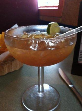 Rey-Azteca : try a Margarita Texana.