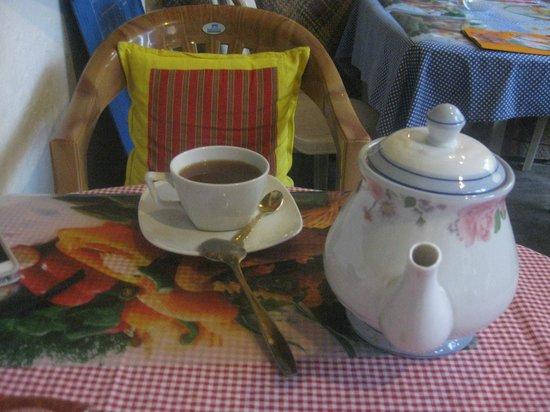 Royal Dutch Cafe : ginger tea