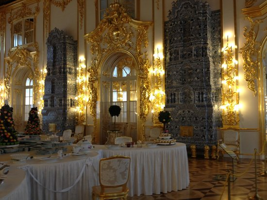 Insider Tour: Catherine's Palace