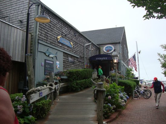 Seafood Shanty: Front of restaurant