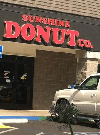 ‪Sunshine Donut Co‬