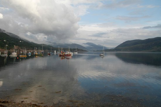 Foinaven Bed and Breakfast Ullapool : Ullapool Harbour