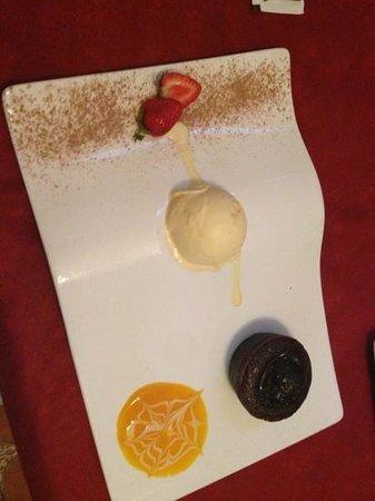 El Patio Chico: Chocolate coulant