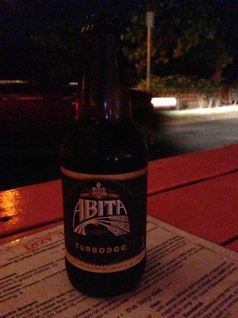 Lazy Jacks: Abita beer
