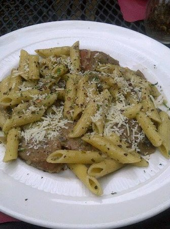 Willowtree Inn: Sausage w Penne