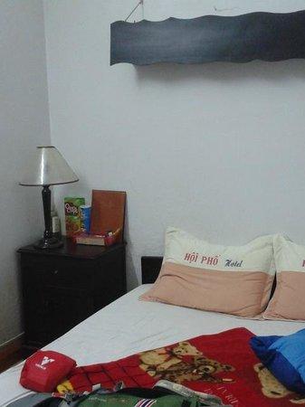 Hoi Pho Hotel: Room