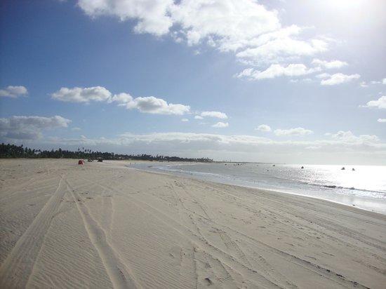 Ponta do Santo Cristo Beach