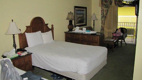 Sandpiper Gulf Resort: Zimmer