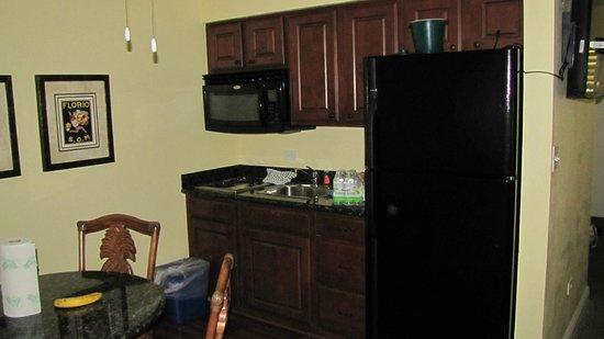 Sandpiper Gulf Resort: Küche