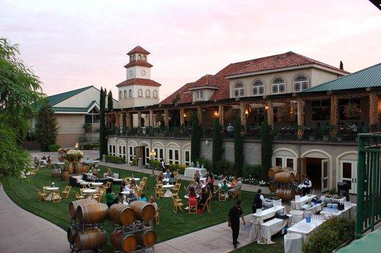 South Coast Winery Temecula Restaurant