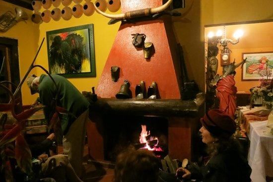 Hacienda Leito: The room