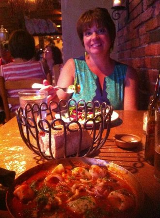 Street and Co.: My wife's 50th Birthday dinner