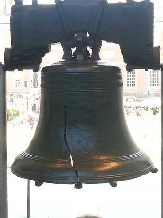 Hampton Inn Philadelphia Center City - Convention Center : Liberty Bell