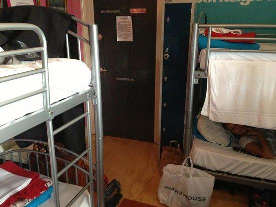 Vagabonds: 6 Bed Female Room