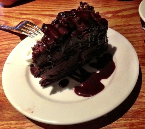 Whip Tavern: Chocolate Cake