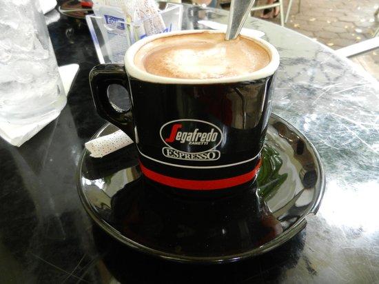 Segafredo: Great Cafe con Leche
