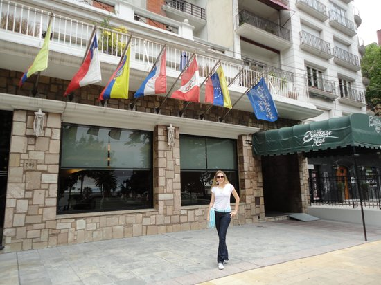Ermitage Hotel: na frente do hotel