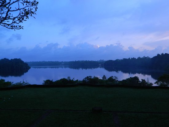Lunuganga: Dawn on Lake Deduwa