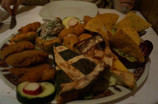 Artemisa: Vegan Dinner!!