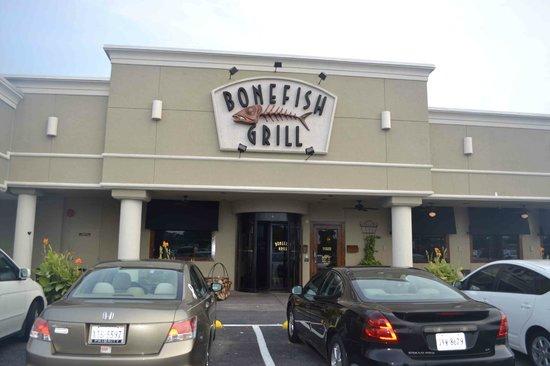 Bonefish Grill Exterior Picture Of Bonefish Grill Virginia Beach
