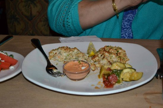 Maryland Crab Cake Dinner Picture Of Bonefish Grill Virginia
