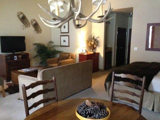 The Hotel Telluride: Room 318