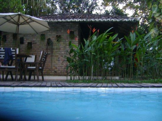 Pousada Berro do Jeguy: jardin