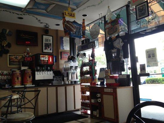 Gumbo YaYa's East: Louisiana decor