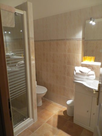 La Barde : family room bathroom 1
