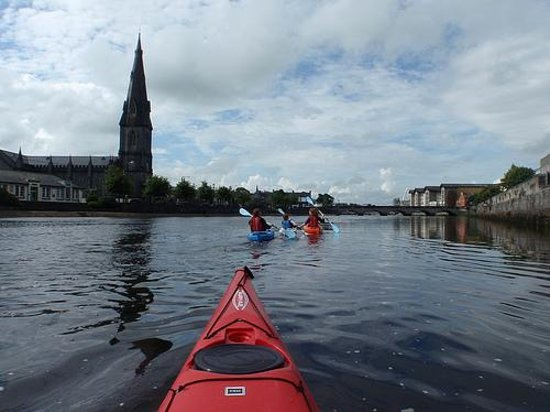 Paddle & Pedal: On the river Moy