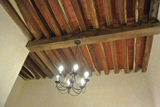Hotel Casa Antigua: Ceiling