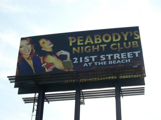 ‪Peabody's Night Club‬