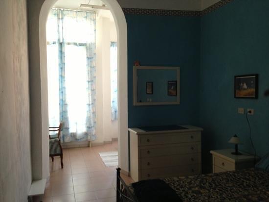 Hotel  Villa Morgana : camera da letto 2